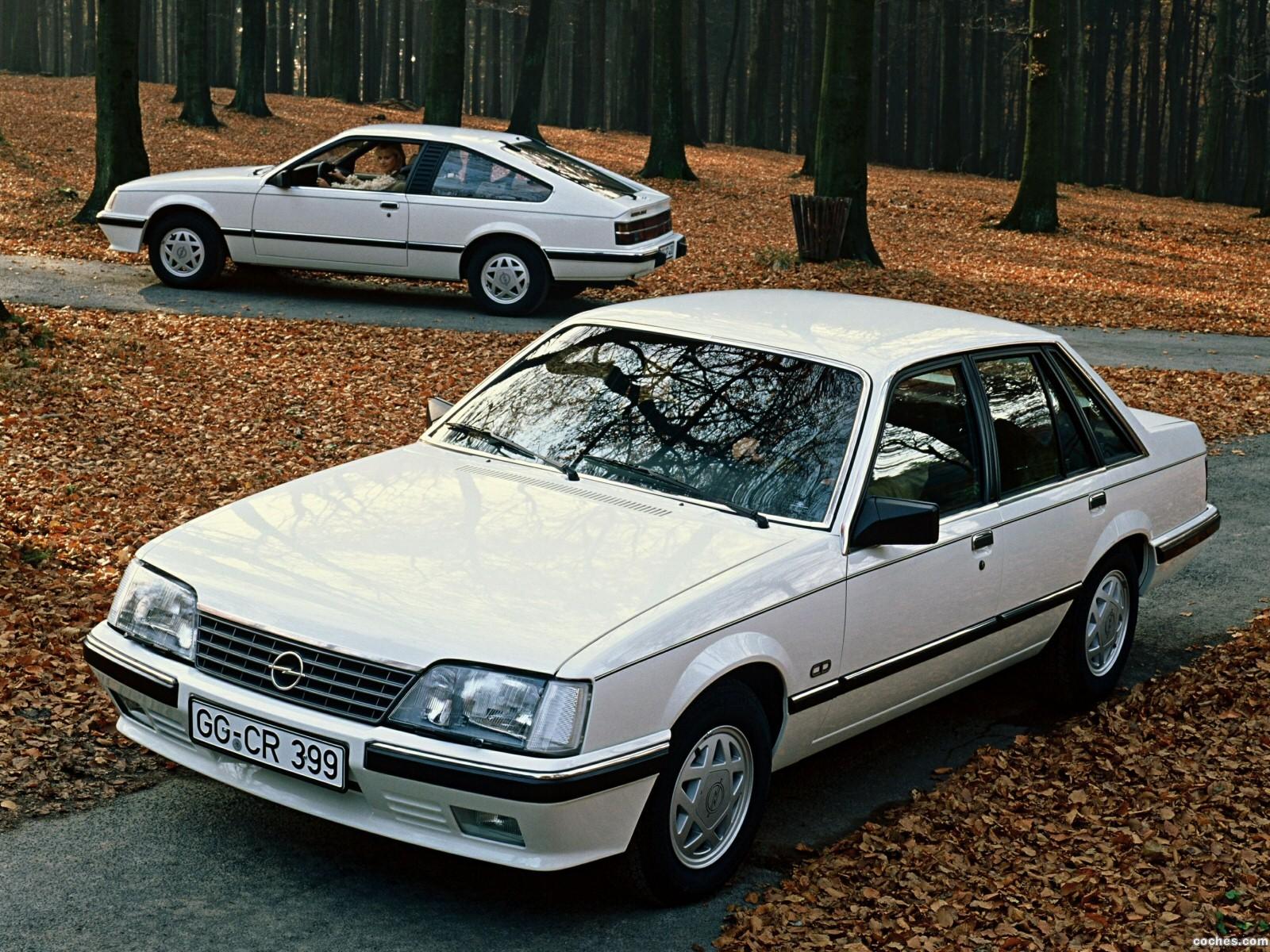 Foto 0 de Opel Senator 1982