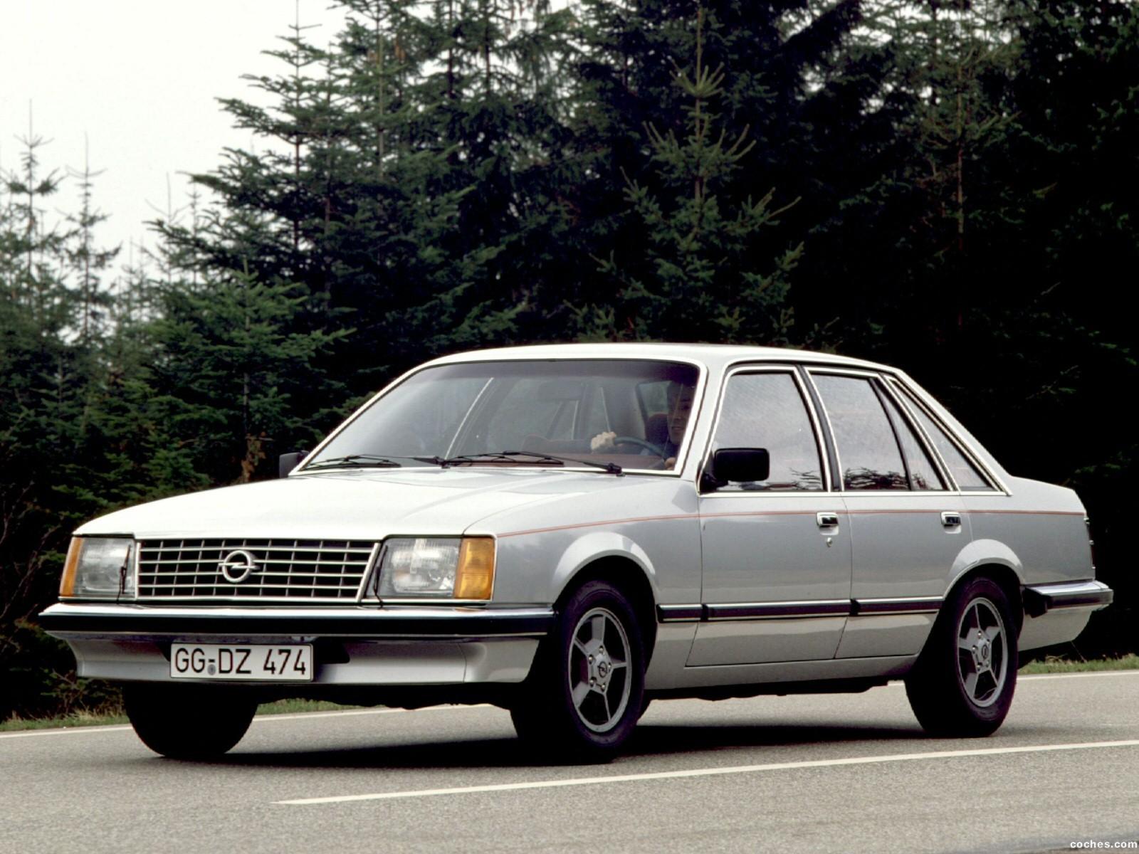 Foto 0 de Opel Senator A 1978