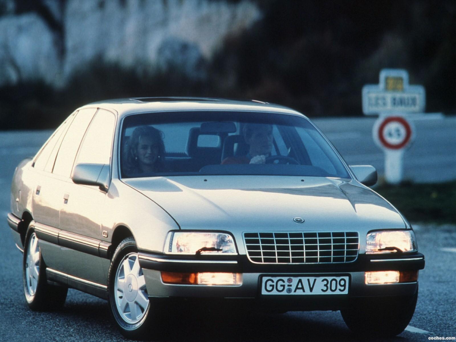 Foto 0 de Opel Senator B 1987