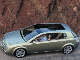 Ver foto 9 de Opel Signum 2 Concept 2001