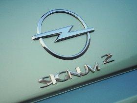 Ver foto 7 de Opel Signum 2 Concept 2001