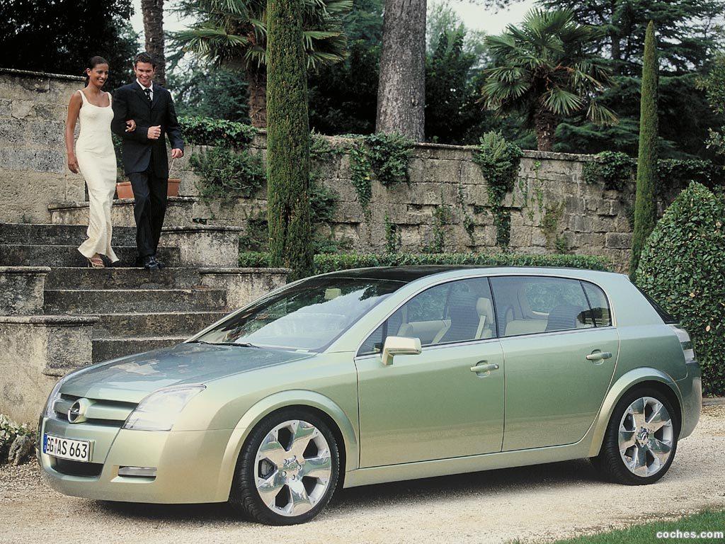 Foto 0 de Opel Signum 2 Concept 2001