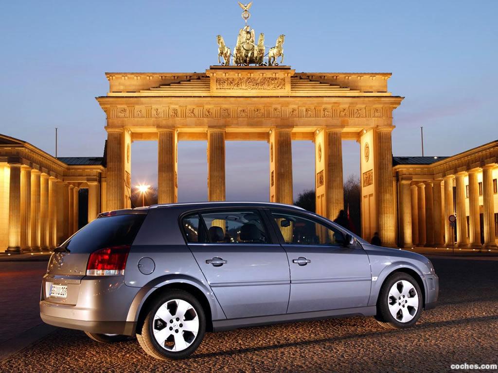 Foto 3 de Opel Signum 2003