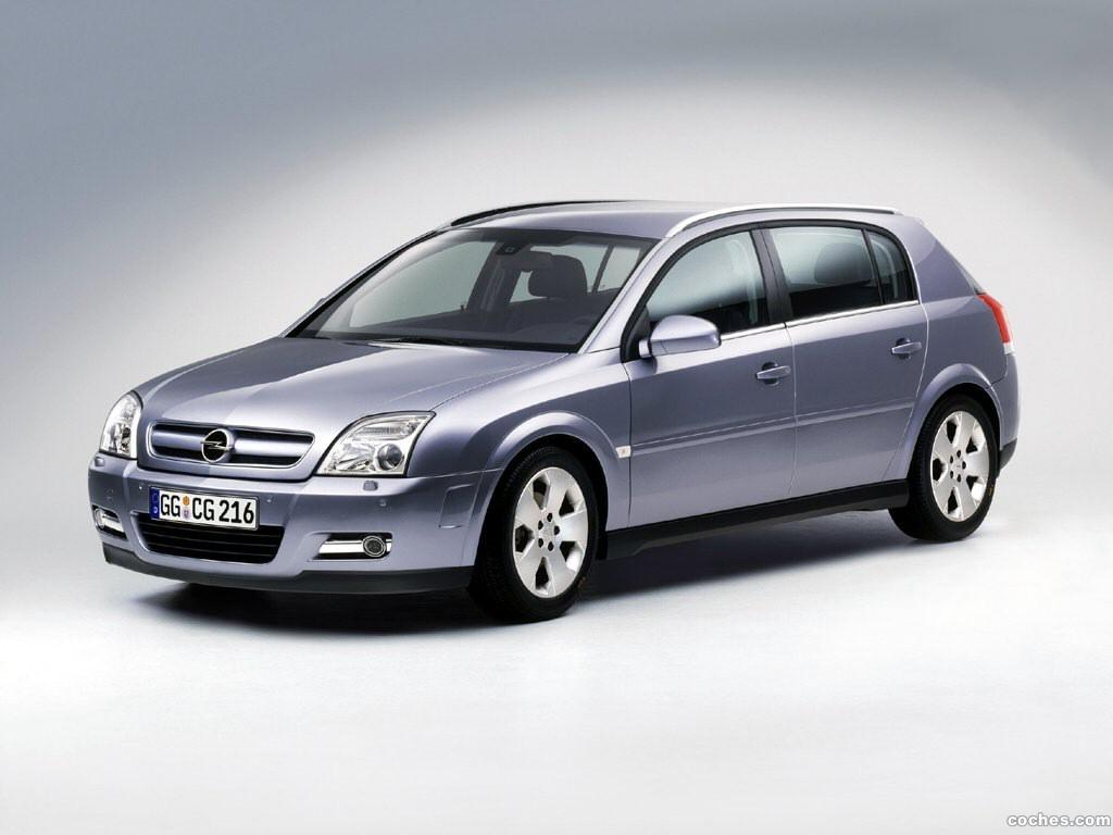 Foto 0 de Opel Signum 2003