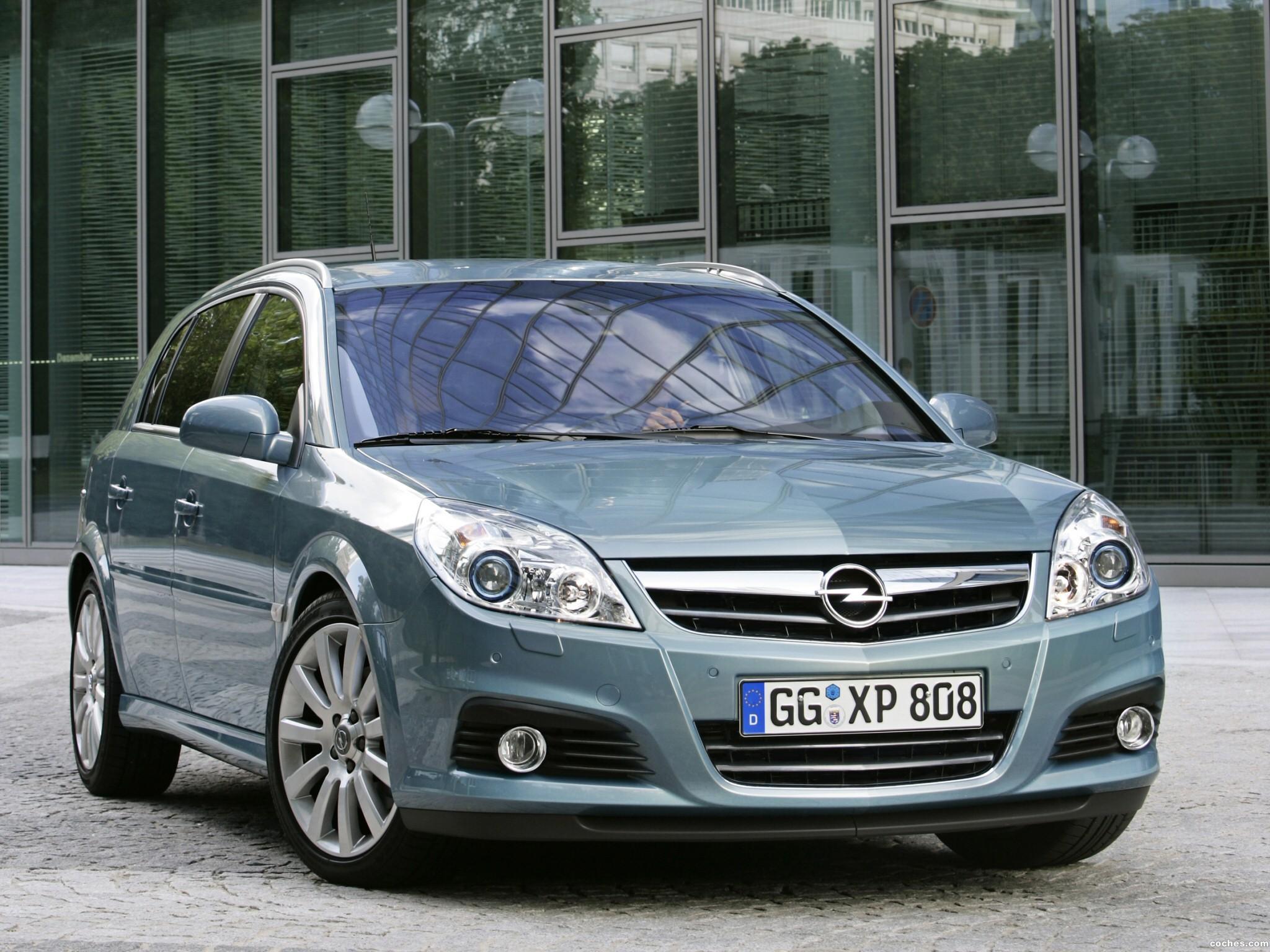 Foto 0 de Opel Signum Facelift 2005