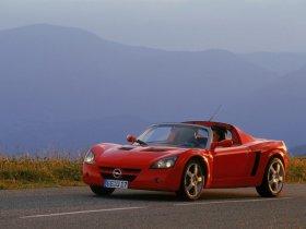 Ver foto 23 de Opel Speedster 2000