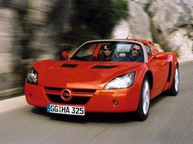 Ver foto 16 de Opel Speedster 2000
