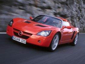 Ver foto 15 de Opel Speedster 2000