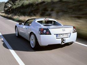 Ver foto 12 de Opel Speedster 2000