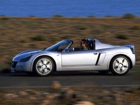 Ver foto 10 de Opel Speedster 2000