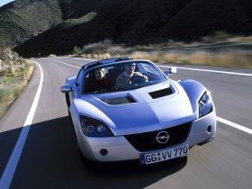 Ver foto 9 de Opel Speedster 2000