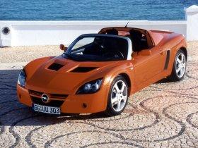 Ver foto 3 de Opel Speedster 2000