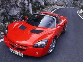 Ver foto 28 de Opel Speedster 2000