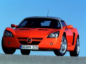 Fotos de Opel Speedster