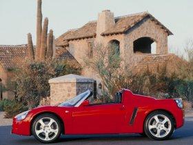 Ver foto 26 de Opel Speedster 2000