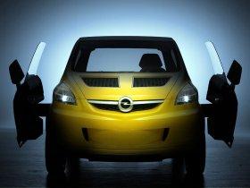 Ver foto 6 de Opel TRIXX Concept 2004