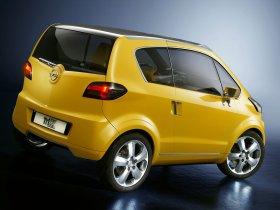 Ver foto 3 de Opel TRIXX Concept 2004