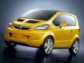 Fotos de Opel TRIXX Concept 2004