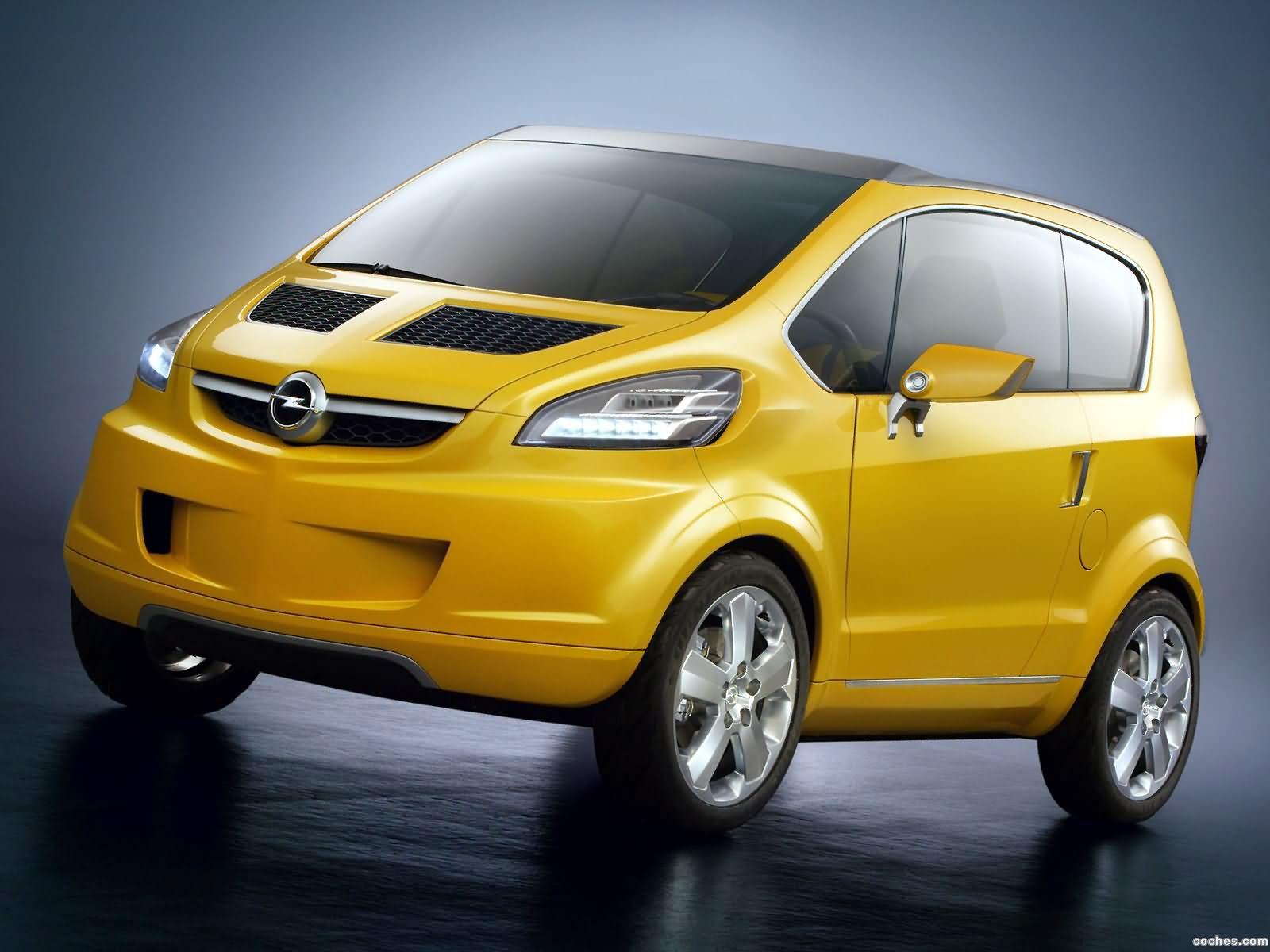 Foto 0 de Opel TRIXX Concept 2004