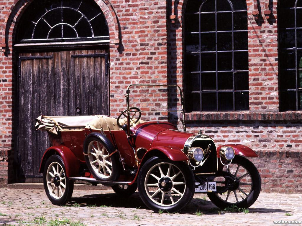 Foto 0 de Opel Torpedo Double Phaeton 6-16 PS 1911