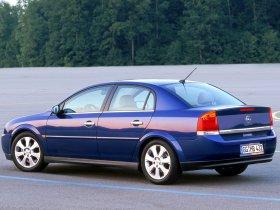 Ver foto 14 de Opel Vectra 2002