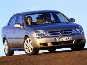 Ver foto 10 de Opel Vectra 2002