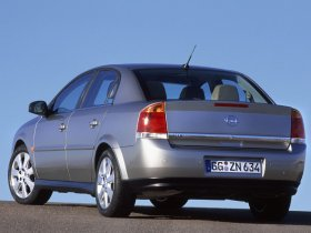 Ver foto 8 de Opel Vectra 2002