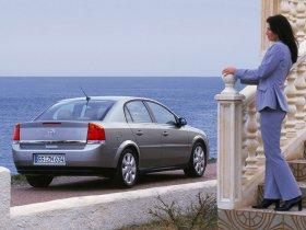 Ver foto 6 de Opel Vectra 2002