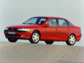 Ver foto 3 de Opel Vectra B 1995