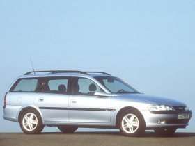 Ver foto 2 de Opel Vectra B 1995