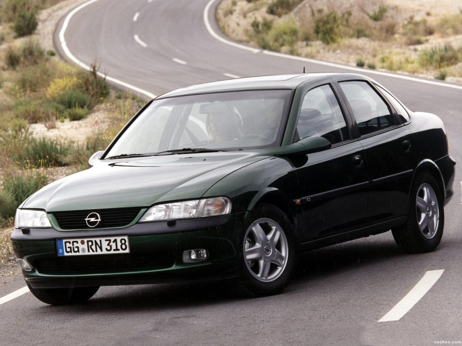 Foto 0 de Opel Vectra B 1995