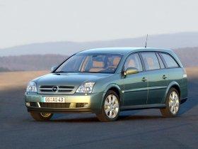 Ver foto 2 de Opel Vectra Combi 2003