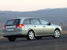 Ver foto 1 de Opel Vectra Combi 2003