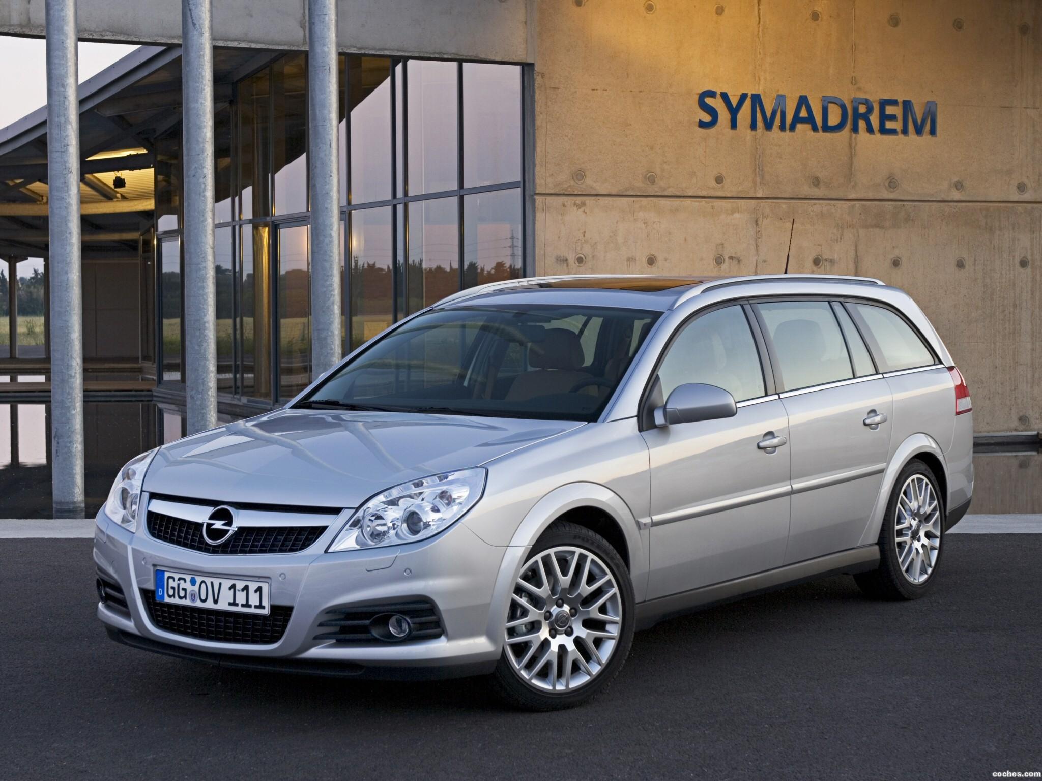 Foto 0 de Opel Vectra Combi 2005