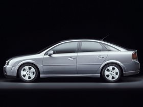 Ver foto 13 de Opel Vectra GTS 2003