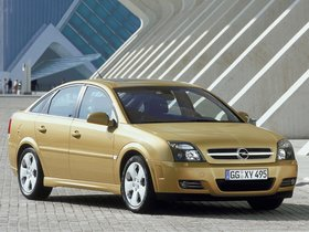 Ver foto 8 de Opel Vectra GTS 2003