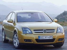 Fotos de Opel Vectra