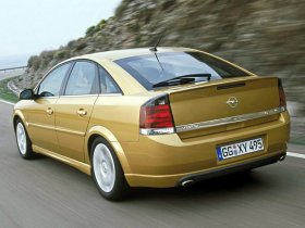 Ver foto 2 de Opel Vectra GTS 2003