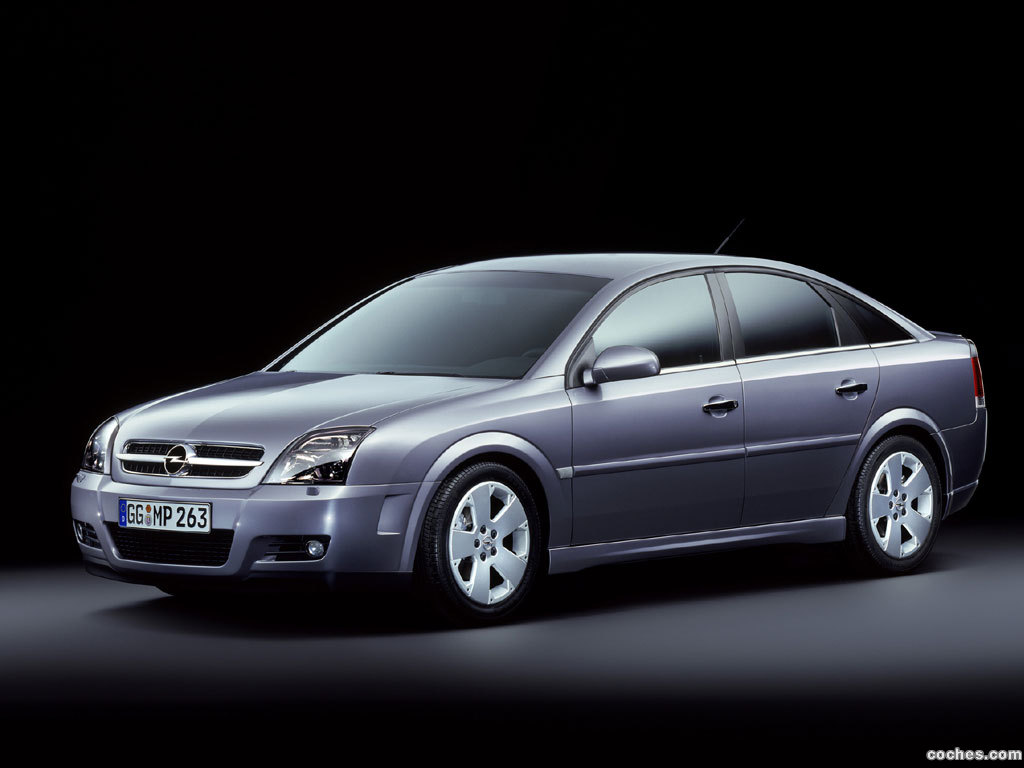 Foto 0 de Opel Vectra GTS 2003