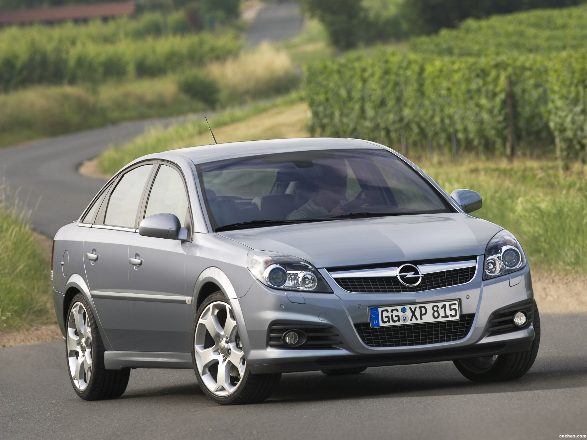 Foto 0 de Opel Vectra GTS 2005