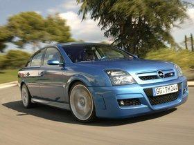 Ver foto 3 de Opel Vectra GTS Twin Turbo OPC 2003