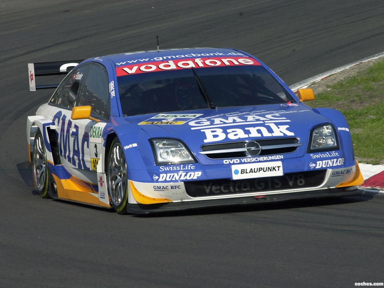 Foto 0 de Opel Vectra V8 DTM 2002