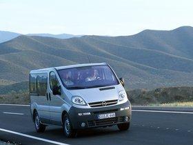 Ver foto 5 de Opel Vivaro 2001