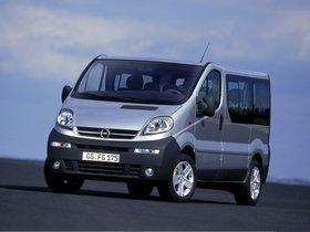 Ver foto 4 de Opel Vivaro 2001