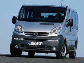 Fotos de Opel Vivaro 2001