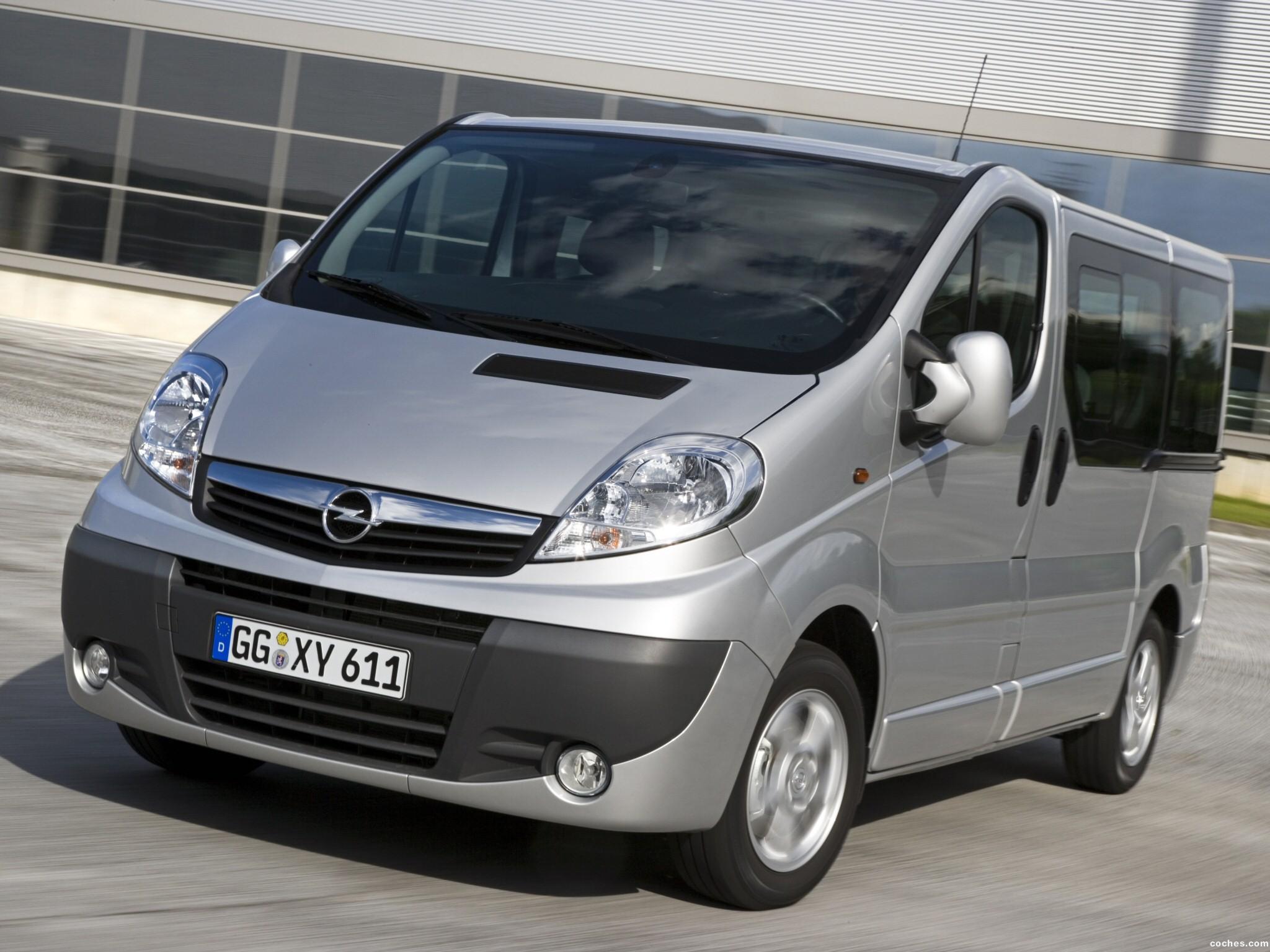 Foto 0 de Opel Vivaro 2006