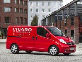 Ver foto 5 de Opel Vivaro E-Concept 2010