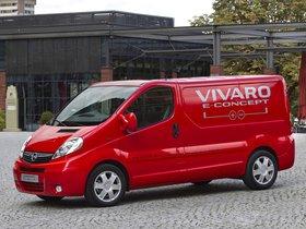 Ver foto 4 de Opel Vivaro E-Concept 2010