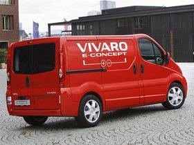 Ver foto 2 de Opel Vivaro E-Concept 2010
