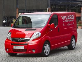 Fotos de Opel Vivaro E-Concept 2010